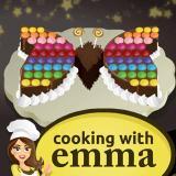 Kelebek Çikolatalı Kek - Emma ile Yemek