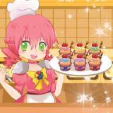 Süper Kızlar Yemek: Cupcakes