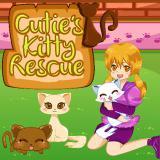 Cutie'nin Kitty Kurtarma