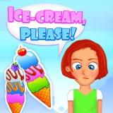 Dondurma, lütfen!