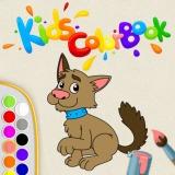 Çocuklar Renk Kitabı