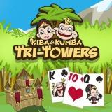 Kiba ve Kumba: Tri Towers Solitaire