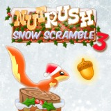 Nut Rush 3 - Kar Scramble
