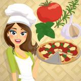 Pizza Margherita - Emma ile Yemek