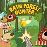 Yağmur ormanı avcısı