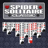 Örümcek solitaire klasik