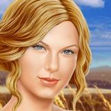 Taylor Gerçek Makyajı