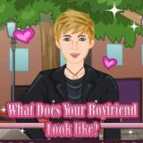 Erkek arkadaşın nasıl görünüyor?